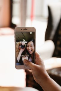 hotel social media